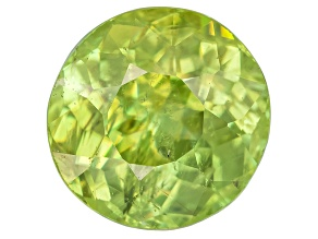Sphene 7mm Round 1.50ct