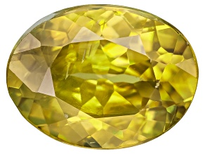 Sphene 8x6mm Oval 1.00ct