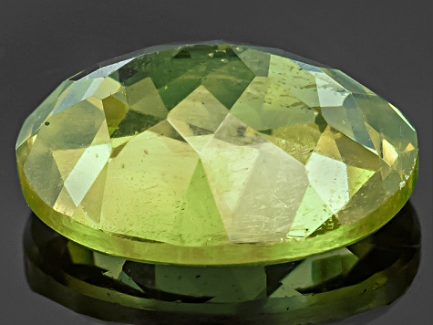 Sphene 8x6mm Oval 1.25ct