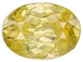Sphene 7x5mm Oval .75ct