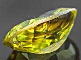Sphene 7x5mm Oval .65ct