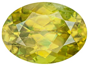 Sphene 7.5x5.5mm Oval 1.00ct