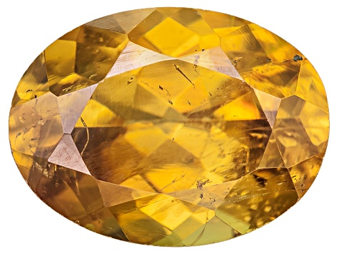 Sphene 8.5x6.5mm Oval 1.50ct