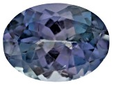 Tanzanite 6.5x5.5mm Oval 0.50ct
