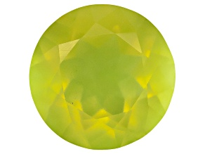 Green Opal 6mm Round .50ct