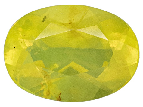Green Opal 7x5mm Oval .50ct