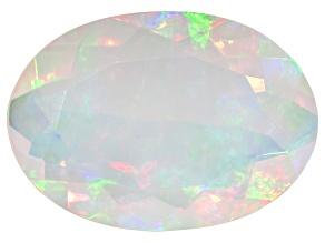 Ethiopian Opal 14x10mm Oval 2.50ct