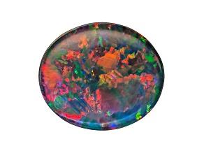 Australian Opal Triplet 14x12mm Oval