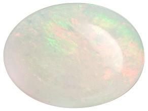 Ethiopian Opal 16x12mm Oval Cabochon 5.00ct