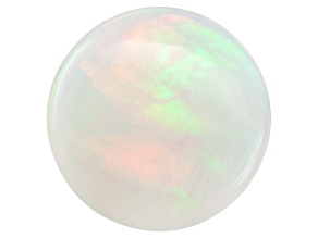 Ethiopian Opal 10mm Round Cabochon 1.75ct