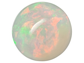 Ethiopian Opal 10mm Round Cabochon 2.25ct