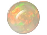 Ethiopian Opal 8mm Round Cabochon 1.00ct