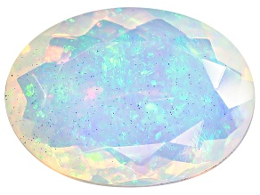 Ethiopian Opal 14x10mm Oval 2.60ct