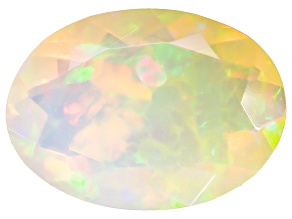 Ethiopian Opal 14x10mm Oval 2.75ct