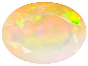Ethiopian Opal 14x10mm Oval 3.00ct