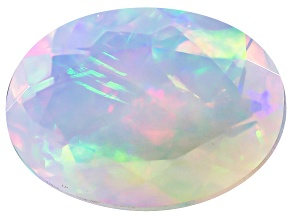 Ethiopian Opal 14x10mm Oval 3.60ct