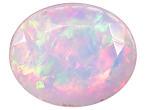 Ethiopian Opal 11x9mm Oval 2.00ct