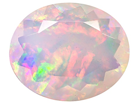 Ethiopian Opal 11x9mm Oval 1.75ct