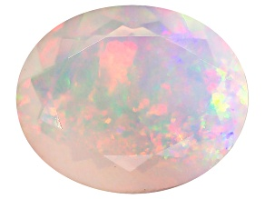 Ethiopian Opal 11x9mm Oval 2.00ct