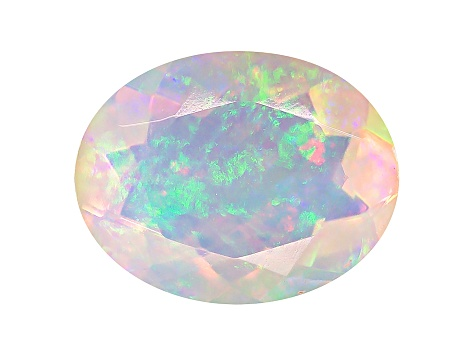 Ethiopian Opal 9x7mm Oval 1.00ct