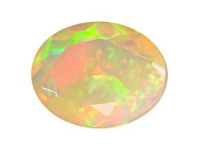 Ethiopian Opal 9x7mm Oval 1.00ct