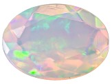 Ethiopian Opal 8x6mm Oval .60ct