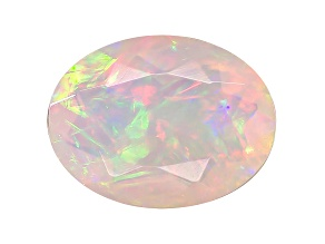 Ethiopian Opal 8x6mm Oval 0.60ct