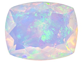 Ethiopian Opal 10x8mm Rectangular Cushion 1.50ct