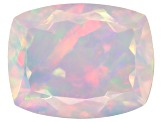 Ethiopian Opal 9x7mm Rectangular Cushion 1.10ct