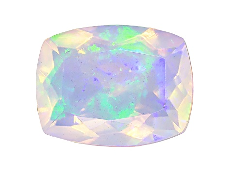 Ethiopian Opal 9x7mm Rectangular Cushion 1.25ct