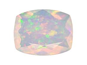 Ethiopian Opal 9x7mm Rectangular Cushion 1.00ct