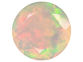 Ethiopian Opal 8mm Round 1.00ct
