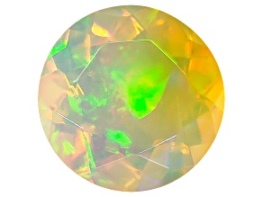 Ethiopian Opal 6mm Round .50ct