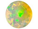 Ethiopian Opal 6mm Round 0.50ct