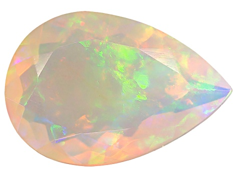 Ethiopian Opal 13x9mm Pear Shape 2.35ct