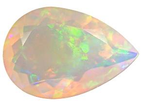 Ethiopian Opal 13x9mm Pear Shape 2.35ct