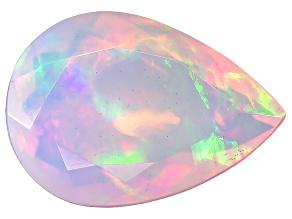 Ethiopian Opal 13x9mm Pear Shape 2.00ct