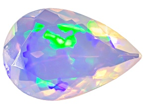 Ethiopian Opal 13x9mm Pear Shape 1.75ct
