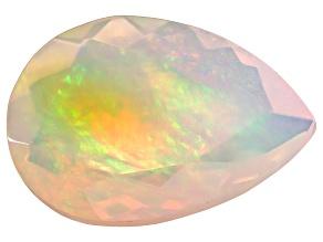 Ethiopian Opal 13x9mm Pear Shape 2.25ct
