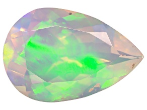 Ethiopian Opal 13x9mm Pear Shape 2.00ct