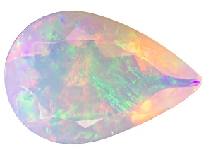 Ethiopian Opal 12x8mm Pear Shape 1.35ct