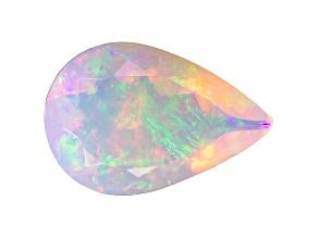 Ethiopian Opal 12x8mm Pear Shape 1.35ct