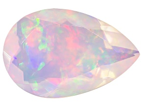 Ethiopian Opal 12x8mm Pear Shape 1.50ct