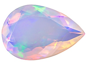 Ethiopian Opal 12x8mm Pear Shape 1.25ct