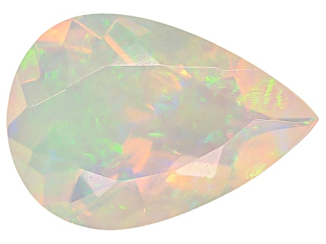 Ethiopian Opal 10x7mm Pear Shape 0.90ct