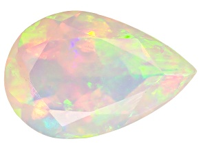 Ethiopian Opal 9x6mm Pear Shape 0.60ct