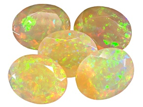 Ethiopian Opal Oval 7.43ctw
