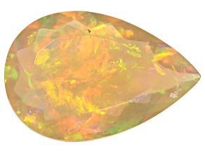 Ethiopian Opal 13x8.60mm Pear Shape 1.93ct