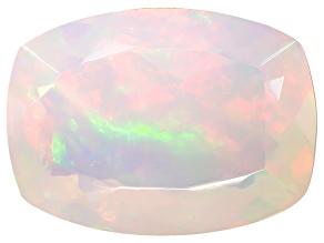 Ethiopian Opal 14x10mm Cushion 4.10ct