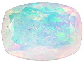 Ethiopian Opal 14x10mm Cushion 3.15ct